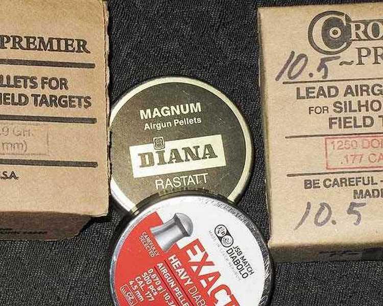 Diana Magnums Premiers JSB pellets