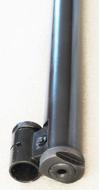 Walther LGV Olympia barrel