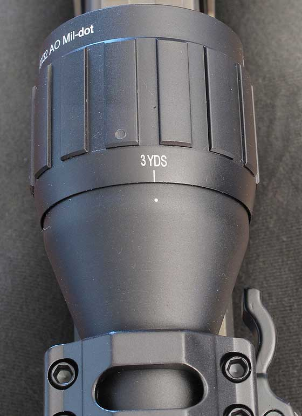 UTG Bug Buster 3-9X32 3 yards