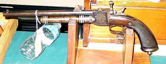 Giffard air pistol