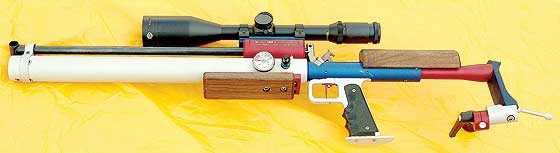 USFT rifle