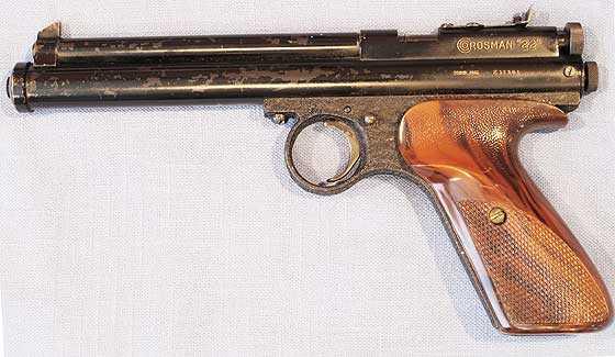 Crosman 116 pistol