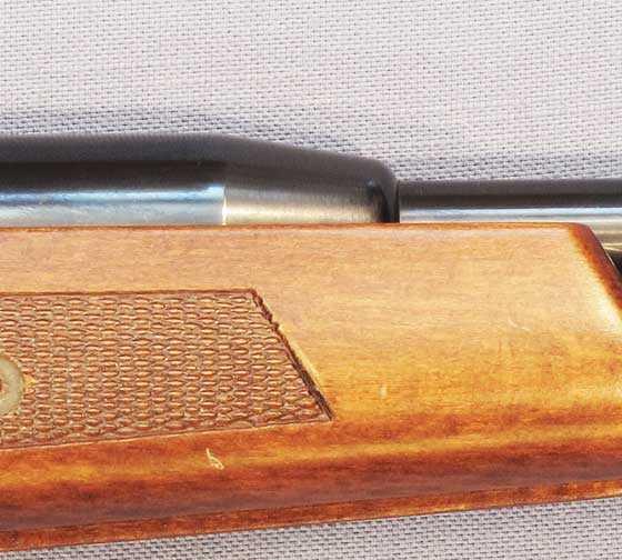 TX 200 Mark III barrel hump