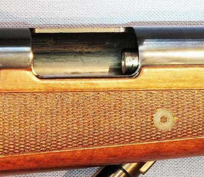 TX 200 Mark III breech