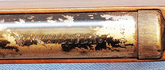 Diana 23 Winchester markings