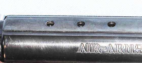 TX 200 Mark III scope stop holes