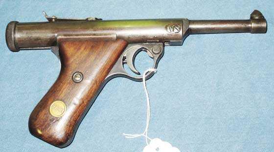 Haenel 28 pistol