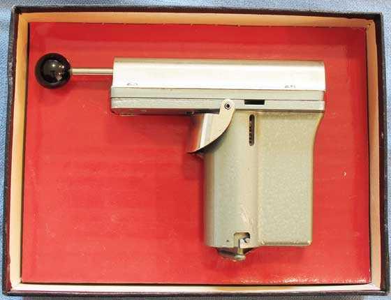 Toll Booth gun