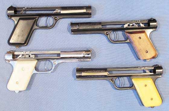 Sharpshooters