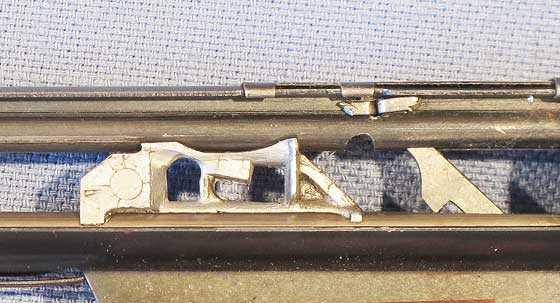 metal Sharpshooter launcher