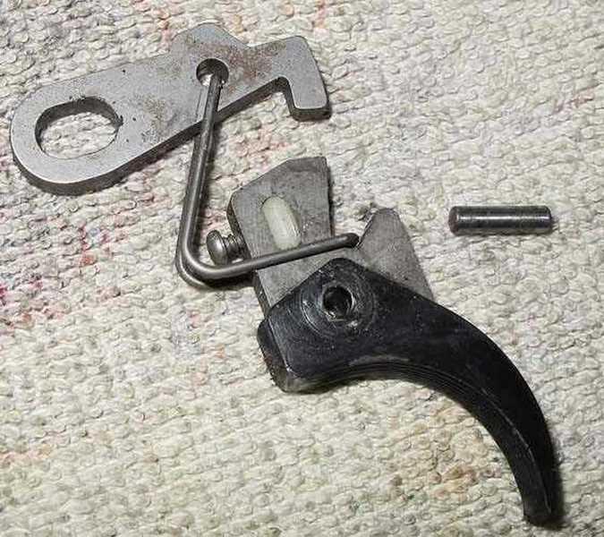 BSA Super Meteor trigger parts
