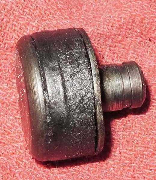 BSA Super Meteor piston head