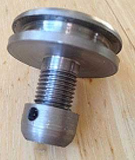 BSA Super Meteor adjustable piston head