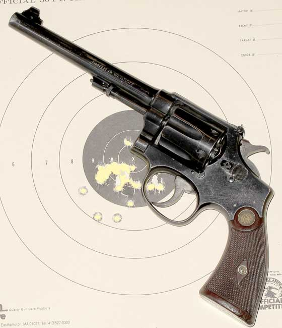 S&W Hand Ejector