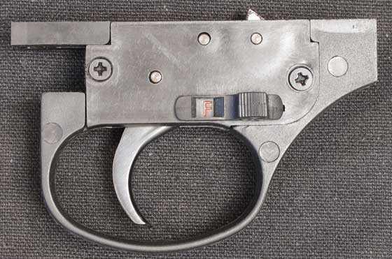 Umarex Fusion rifle trigger