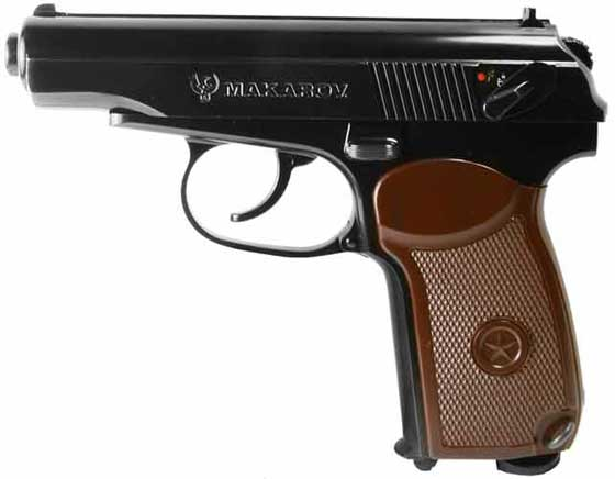 Legends Makarov CO2 BB pistol