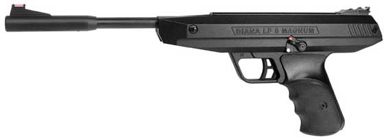 RWS Diana LP8 air pistol