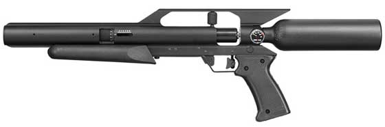 AirForce TalonP air pistol