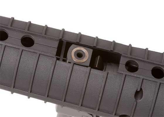 Crosman MTR77NP scoped air rifle breech access