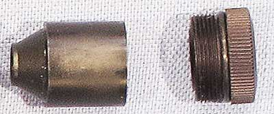 Benjamin Marauder synthetic stock baffle detail