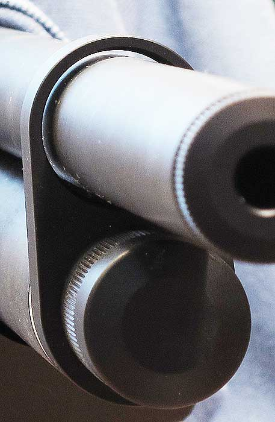 Benjamin Marauder synthetic stock front barrel band