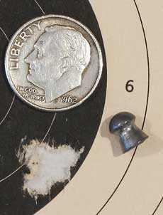 Octane combo 10-meter Premier target