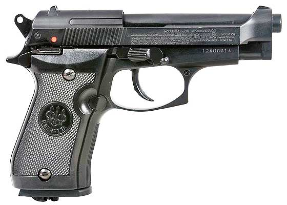 Beretta model 84 FS BB pistol