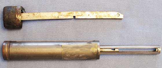 Bugelspanner piston