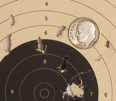 Tanfoglio Gold Custom Eric Grauffel airsoft pistol Marui black BB target 1