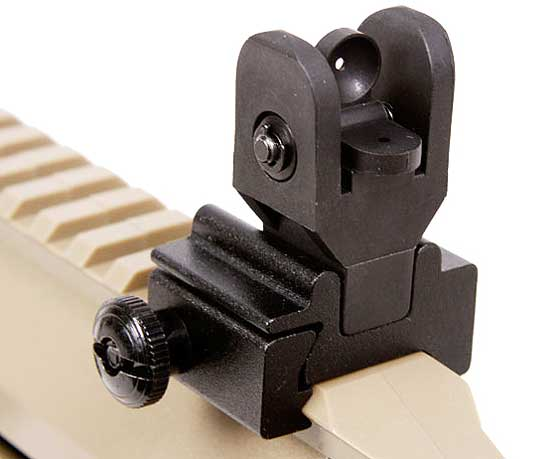 Crosman MK 177 multi pump pneumatic rear sight
