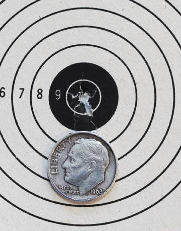 Daisy Avanti Champion 499 target