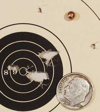 Beretta model 84 FS BB pistol Coppergead group