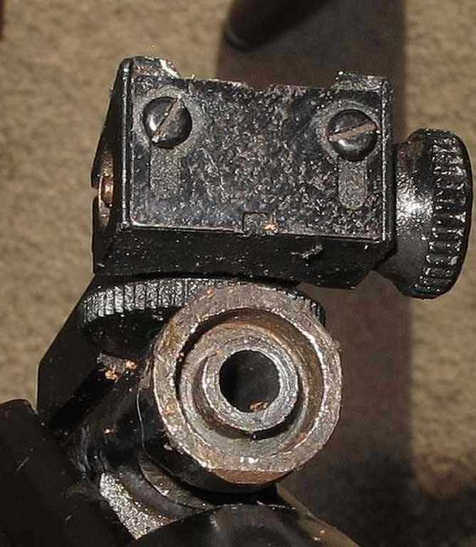 BSA Super Meteor no breech seal