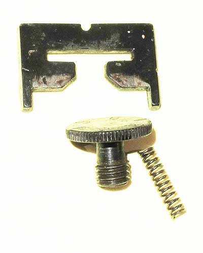 Falke model 70 rear sight apart