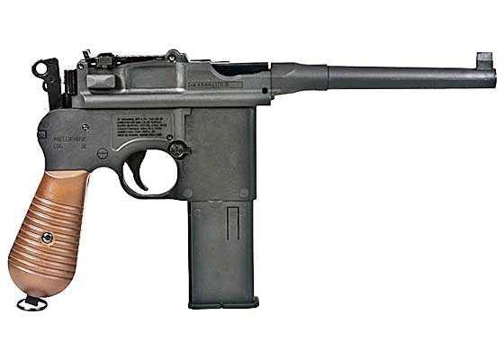 C96 BB pistol