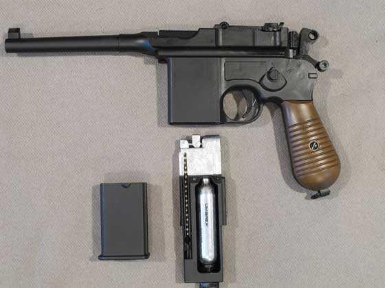C96 BB pistol magazine