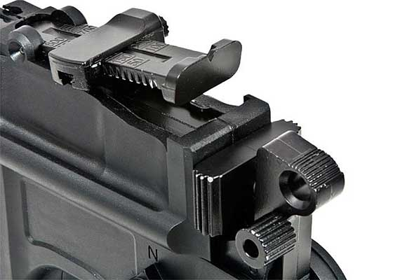 C96 BB pistol tangent sight