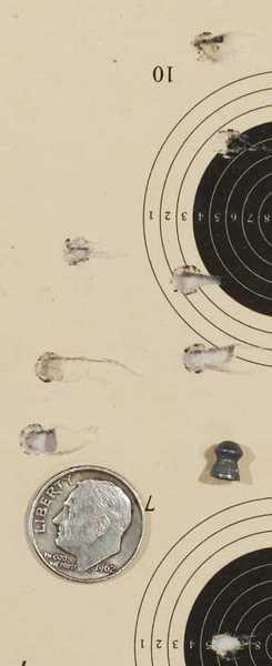 Eley Wasp target