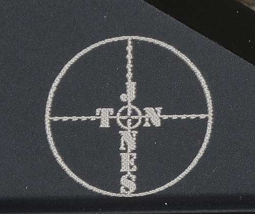 Ton Jones logo