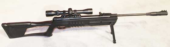 Umares Fuel air rifle