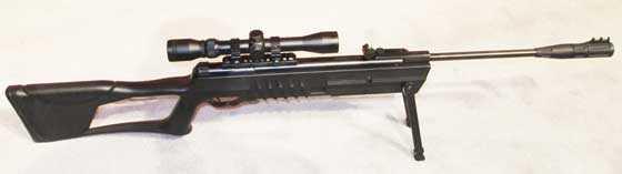Umares Fuel air rifle