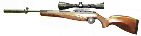 Diana 340 N-TEC air rifle