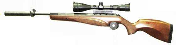 Diana 340 N-TEC air rifle