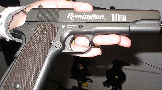 Remington 1911 air pistol