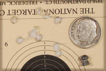 Falke 70 Premier lite target