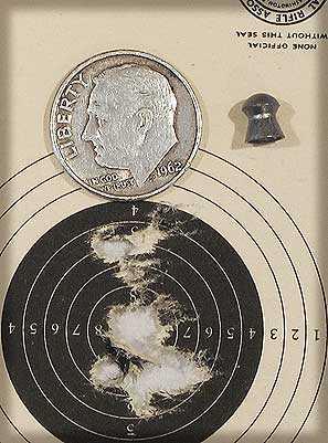 Falke 70 Falcon target