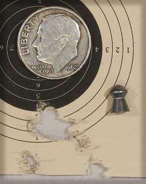 Falke 70 Baracuda Match target