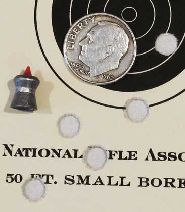AirForce Escape rifle Predator Polymag max 50 yards