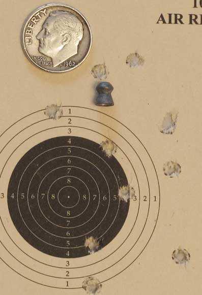 Meteor crown proof Wasp target