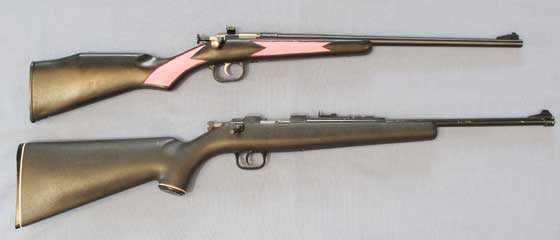 Two firearms made by airgun manufacturers: Part 1 | Air gun